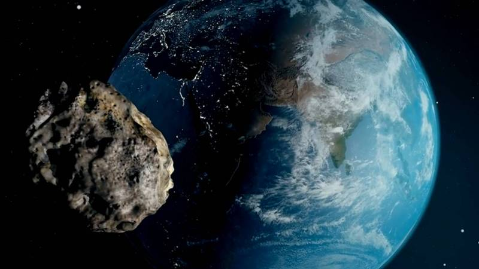 حكاية الكويكب الخطير