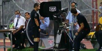 استمرار تقنية VAR في الدوري المصري