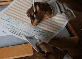 الإنتخابات الرئاسية لجمهوية إفريقيا