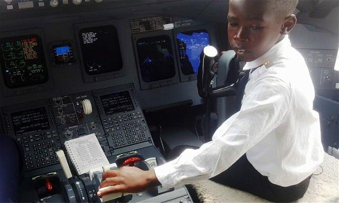 الطفل الأوغندي غراهام شيما