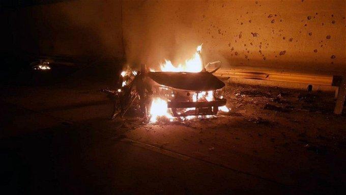 شاب يحرق جده بعد ضبطه في وضع مخل مع فتاة - تفاصيل صادمة
