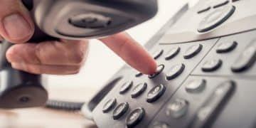 الاستعلام عن فاتورة التليفون الأرضي