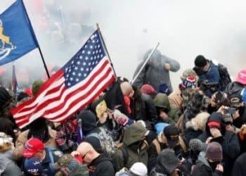 احتجاجات مؤيدى ترامب